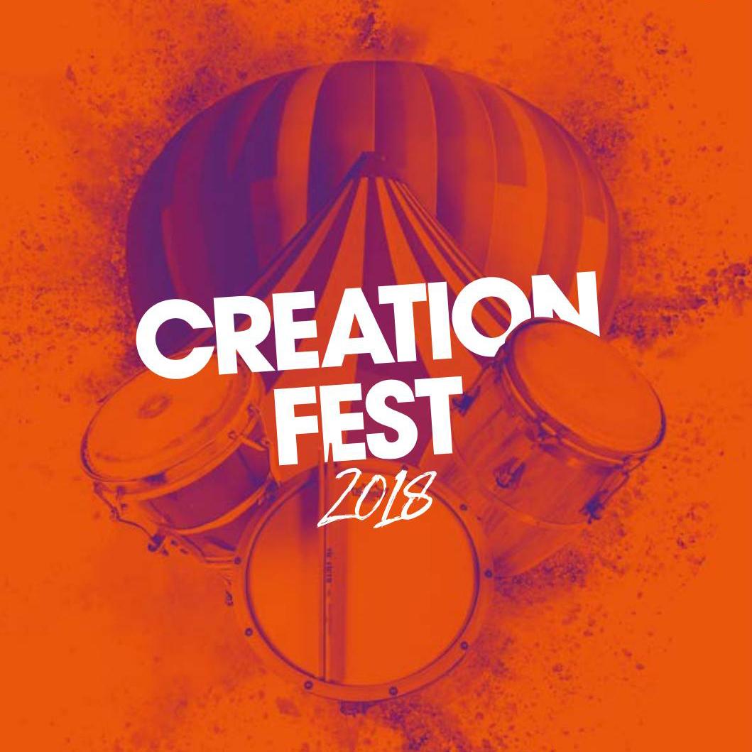 Creationfest 2018 Logo